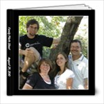 Family Photo Shoot - 8x8 Photo Book (20 pages)