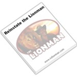 lionman - Small Memo Pads