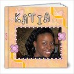 Katias book - 8x8 Photo Book (20 pages)