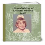 My Life - 8x8 Photo Book (20 pages)