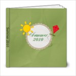 Summer 2010- 6x6 TEMPLATE - 6x6 Photo Book (20 pages)