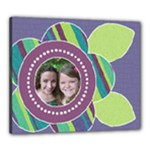Giant Flower Canvas 20x24 - Canvas 24  x 20  (Stretched)