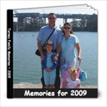 2009 memories - 8x8 Photo Book (30 pages)