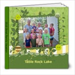 2010 Streit Family Vacation - 8x8 Photo Book (39 pages)