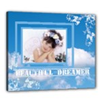 Beautiful Dreamer 24 z 20 Canvas - Canvas 24  x 20  (Stretched)