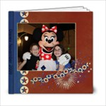 disney - 6x6 Photo Book (20 pages)