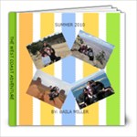vacation2 - 8x8 Photo Book (20 pages)