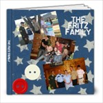 the fritz family photo  - 8x8 Photo Book (20 pages)