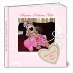 Making Friends with Minnie - 8x8 Photo Book (20 pages)