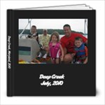 Deep Creek 2010 - 8x8 Photo Book (20 pages)