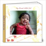 Ammu - 8x8 Photo Book (20 pages)