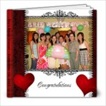 Bridal Shower - 8x8 Photo Book (20 pages)
