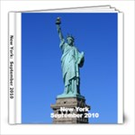 New York - 8x8 Photo Book (60 pages)