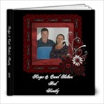 aunt carol - 8x8 Photo Book (20 pages)