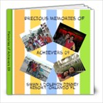 Achievers 09 - 8x8 Photo Book (20 pages)