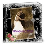 Arsenault wedding - 8x8 Photo Book (20 pages)