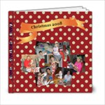 family christmas 2008 - 6x6 Photo Book (20 pages)