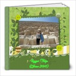 Egypt Trip (June 2010) - 8x8 Photo Book (20 pages)