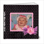 little miss addie - 6x6 Photo Book (20 pages)