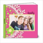 for mikaela - 6x6 Photo Book (20 pages)
