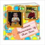 gift for pruthvi - 6x6 Photo Book (20 pages)