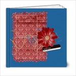 6x6 Teacher, Student, School Album - 6x6 Photo Book (20 pages)