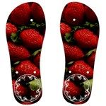 Strawberry - Men s flip plops - Men s Flip Flops