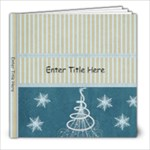 Calming Winter 8x8 Photo Book - 8x8 Photo Book (20 pages)