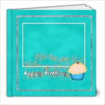 8x8 20 pages birthday boy - 8x8 Photo Book (20 pages)