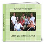 BurlingFest 2008 - 8x8 Photo Book (20 pages)