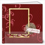 12x12 Family Album - 12x12 Photo Book (20 pages)