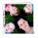 family photos - 6x6 Photo Book (20 pages)