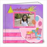 8x8 20 pages birthday girl - 8x8 Photo Book (20 pages)