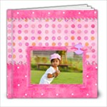 8x8 20 pages little lady v.2 - 8x8 Photo Book (20 pages)