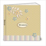 6 x 6 template -Bianca - 6x6 Photo Book (20 pages)