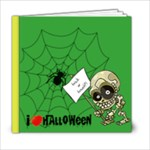Halloween 6x6 - 6x6 Photo Book (20 pages)
