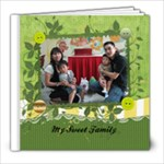 My Lovely Family - 8x8 Photo Book (20 pages)