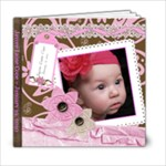 Jaycee Baby Book  - 6x6 Photo Book (20 pages)
