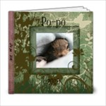 po-po2 - 6x6 Photo Book (20 pages)
