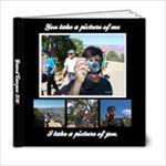GRAND CANYON 2010 - 6x6 Photo Book (20 pages)