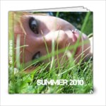 Dani Summer 2010 - 6x6 Photo Book (20 pages)