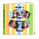 Alethia Book - 6x6 Photo Book (20 pages)