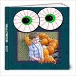 Jonathon Halloween - 8x8 Photo Book (20 pages)