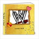 old wrestlers - 6x6 Photo Book (20 pages)