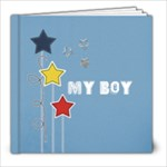 8 x 8 (20 pages) MY BOY - 8x8 Photo Book (20 pages)