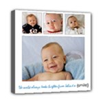 Haiden Canvas - Mini Canvas 8  x 8  (Stretched)