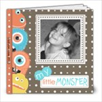 Little Monster Album - 8x8 Photo Book (20 pages)