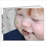 Kaidens 1st birthday - 9x7 Photo Book (20 pages)