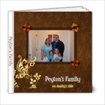 Peyton s book - 6x6 Photo Book (20 pages)