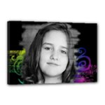 Kelsie Color 12 x 18 Canvas - Canvas 18  x 12  (Stretched)